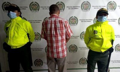 Sujeto capturado mediante orden judicial por abusar sexualmente de una menor de 9 años - Noticias de Colombia