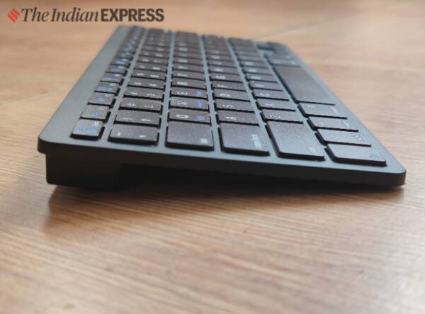 Targus KB55: un teclado Bluetooth que convierte cualquier tableta en una PC por menos de Rs 1K