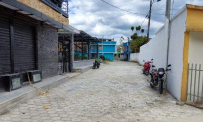 Terminaron de adoquinar la calle 13 del barrio Meléndez - Noticias de Colombia