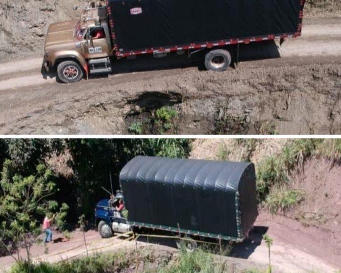 Transportadores de panela en Nariño siguen denunciando que el mal estado de las vías pone en riesgo sus vidas - Noticias de Colombia
