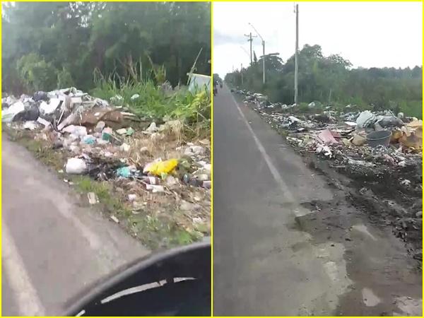 """""""Tumaco se convirtió en un basurero, da pena y tristeza ver así a nuestro puerto"""", la denuncia ante la falta de conciencia ambiental"""