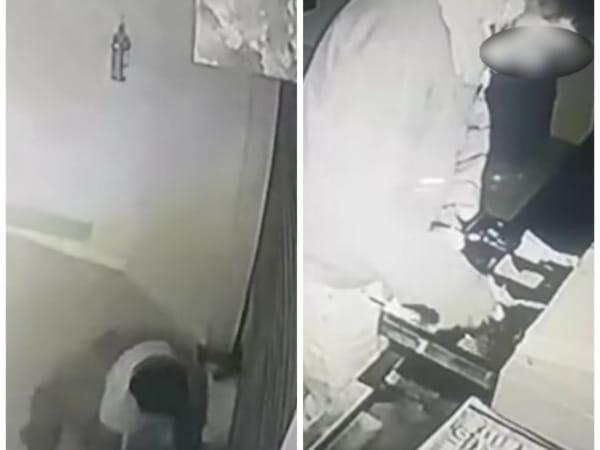 Un ladrón ingresa por las noches a locales en la Comuna 10 de Pasto, denuncian - Noticias de Colombia