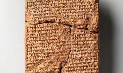 Un sistema de inteligencia artificial de pensamiento profundo llamado Babylonian Engine es capaz de escanear tabletas cuneiformes dañadas y predecir palabras y frases contextualmente precisas para completar las partes faltantes.