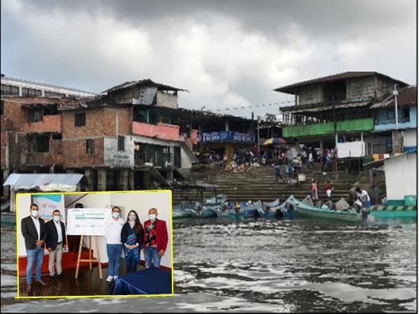 Unas 200 familias de Barbacoas y Ricaurte cumplirán su sueño de tener vivienda propia