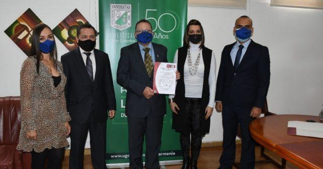 Universidad La Gran Colombia en Armenia fue certificada de Alta Calidad - Noticias de Colombia