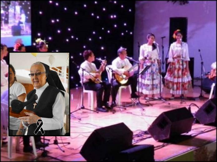 Valle de la Cultura del Luto, falleció la Hermana Virginia Lahidalga, una de las fundadoras del Festival Mono Núñez