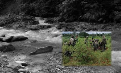 Varios soldados heridos y otras personas desaparecidas dejaron un campo minado activado en Dagua, Valle