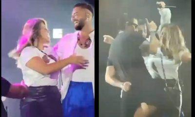 [Video] Fan le 'perreó' a Maluma y vea la reacción del cantante