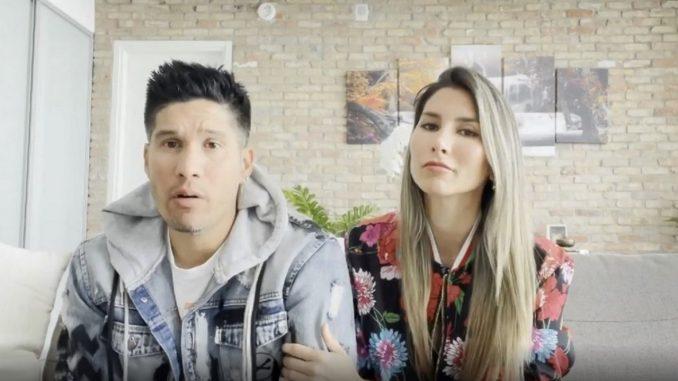 «Yo la irrespeté a ella como esposa»: Chyno se separó hace un año de su esposa - Noticias de Colombia