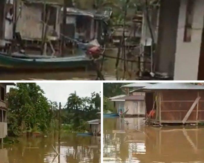 """Zona rural de Timbiquí, Cauca, """"bajo el agua"""" producto de las lluvias - Noticias de Colombia"""