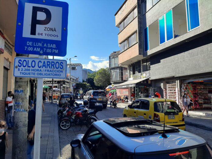 Zonas azules, zonas de todos, zonas de nadie - Noticias de Colombia