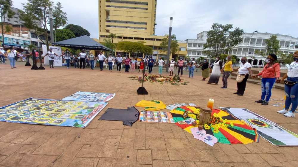 Así fue la conmemoración, en Buenaventura, del Día Internacional de las Víctimas de Desaparición Forzada