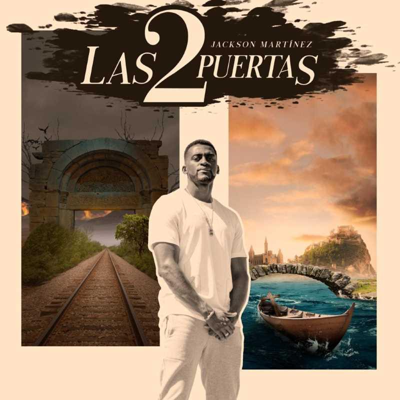 """Jackson Martínez presenta """"las 2 puertas"""""""