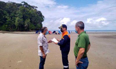 Dimar otorgó un permiso temporal al Hotel Magüipi, para el uso de la playa en Buenaventura