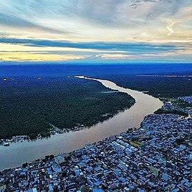 zona rural del valle y Chocó