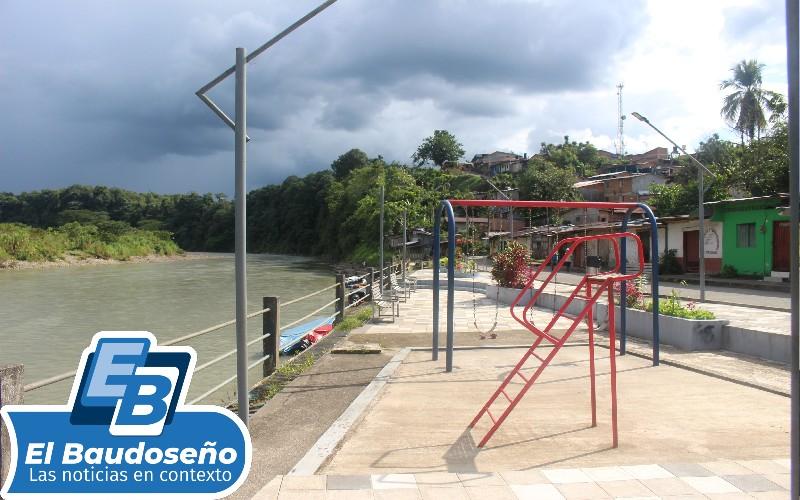$ 11.463 millones para pavimentar tres kilómetros en la vía Bagadó-Carmelo. - Noticias de Colombia
