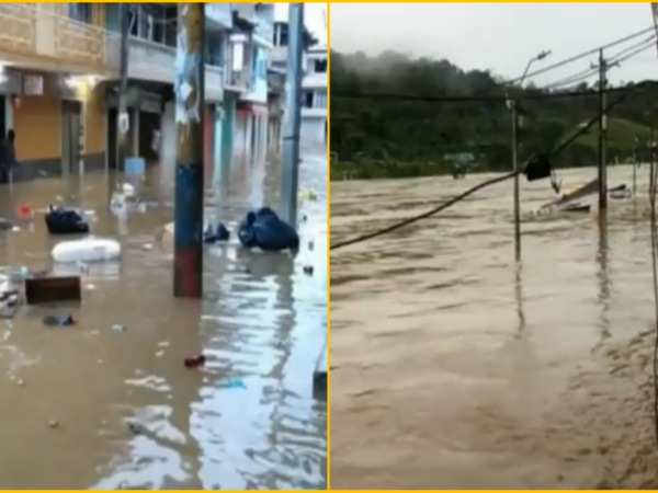 6.200 personas damnificadas por desbordamiento del Telembí, ya van 4 emergencia similares en el 2021 - Noticias de Colombia