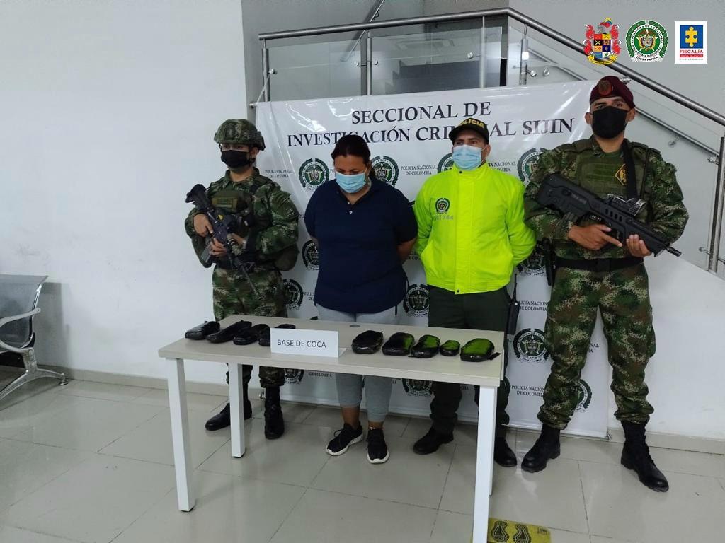 A la cárcel presunta responsable de tráfico de estupefacientes en Cúcuta - Noticias de Colombia