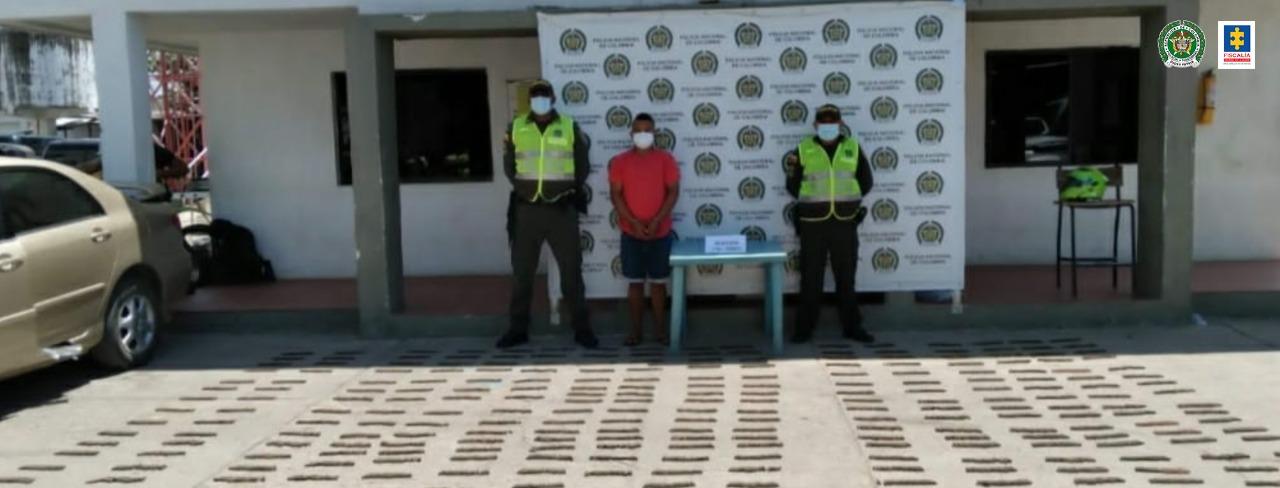A la cárcel presunto responsable de transportar 5.000 cartuchos de arma de fuego en varias caletas - Noticias de Colombia