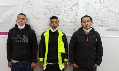 A la cárcel tres hombres que presuntamente se hacían pasar por policías para hurtar viviendas en Bogotá