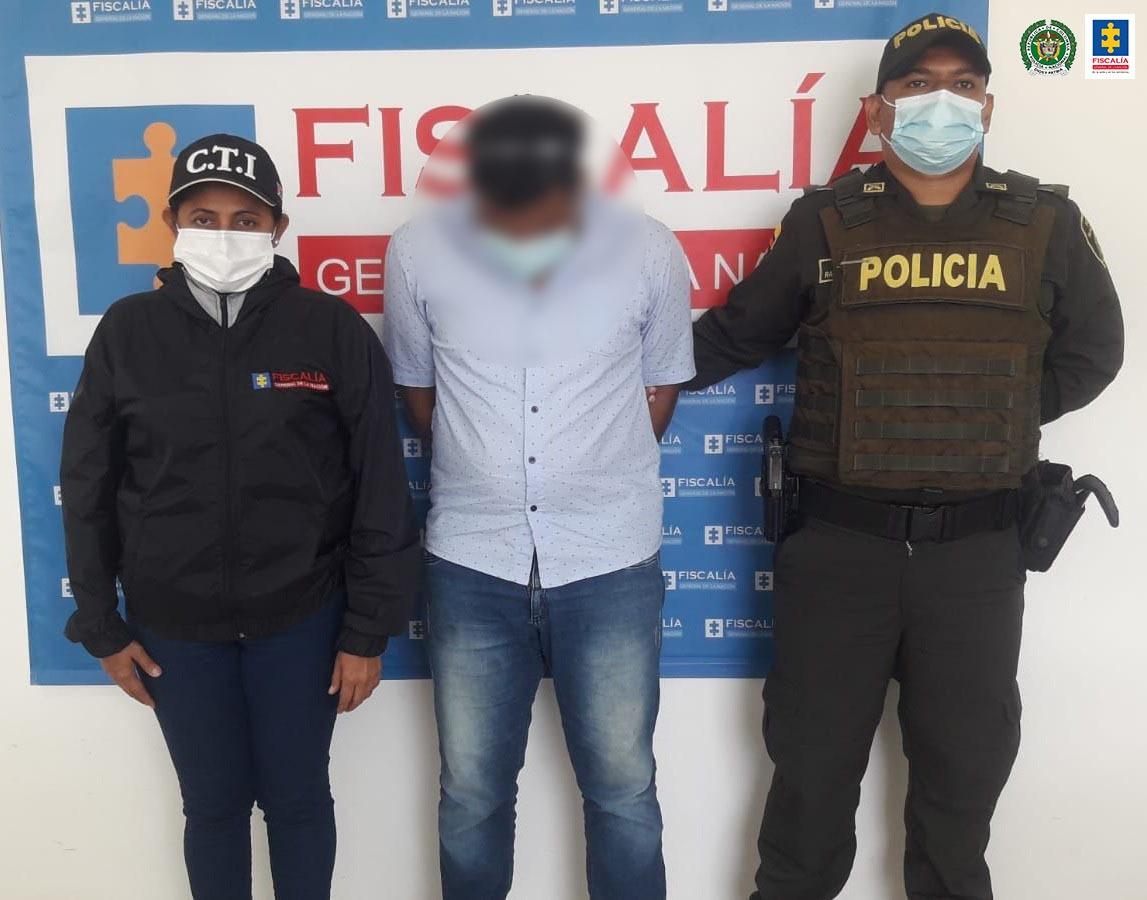 A prisión hombre que habría abusado de su sobrina menor de edad en Sucre - Noticias de Colombia