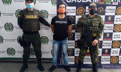 A prisión presunto extorsionista que habría afirmado hacer parte de las Autodefensas Gaitanistas de Colombia - Noticias de Colombia