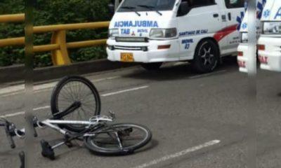 accidente viernes en cali