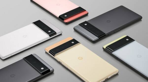 Google Pixel Android 12