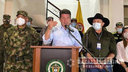 """Aerovigilancia rural en Casanare, lo """"novedoso"""" de la visita de MinDefensa Diego Molano - Noticias de Colombia"""