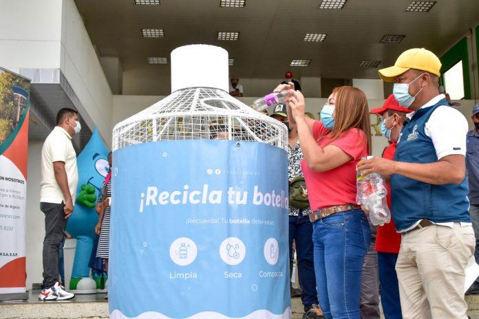Arauca avanza en su proceso de reciclaje y cuidado del medio ambiente - Noticias de Colombia