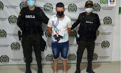 Asegurado alias Yei, presunto integrante de 'Los Flacos' - Noticias de Colombia