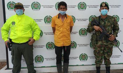 Aseguramiento intramuros para presunto integrante de la red de apoyo al Frente Primero Carolina Ramírez - Noticias de Colombia
