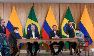 Así avanza la visita del presidente Duque a Brasil | Gobierno | Economía