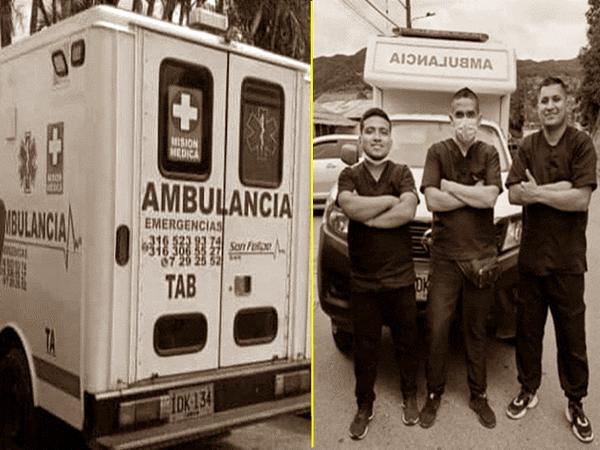 Atención: Hallaron sin vida a los tres ocupantes de la ambulancia que cubrían ruta Mocoa- Pasto