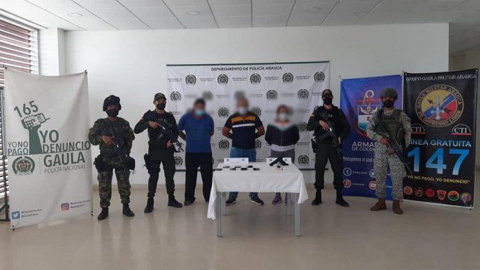 """Autoridades capturan alias """"césar bigotes"""" cabecilla de finanzas del ELN en Arauca - Noticias de Colombia"""