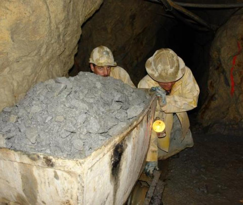 Batolito de Mandé, carta del país para ser un gran productor de cobre   Infraestructura   Economía