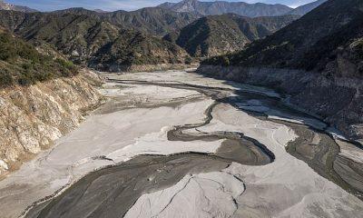 California tiene el año más seco desde 1924, ya que solo cayeron 28 pulgadas de precipitación