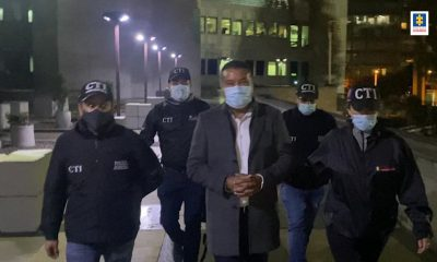 Capturado gobernador de Arauca por posibles nexos con organizaciones criminales - Noticias de Colombia