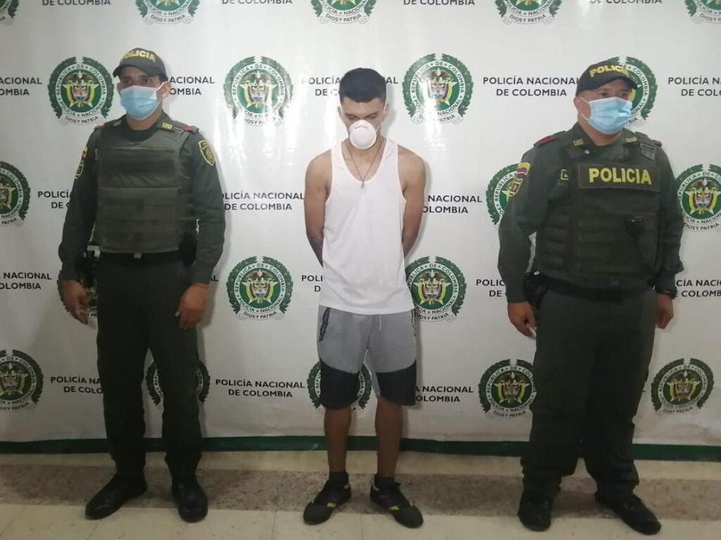 Capturado ladrón que utilizaba menores de edad para cometer delitos. - Noticias de Colombia
