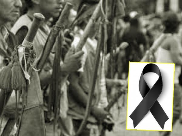 Con ráfaga de fusil asesinaron a otro indígena en zona rural de Tumaco