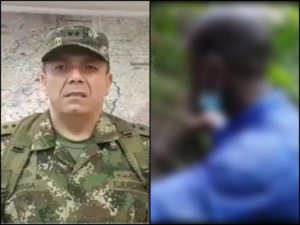 Disculpas del ejército a la familia del soldado cuyos restos fueron encontrados en Dagua,