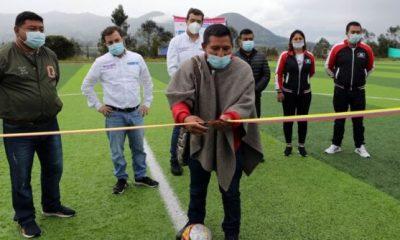 Dos obras por 4.497 millones de pesos entregó Prosperidad Social en Guachucal, Nariño - Noticias de Colombia
