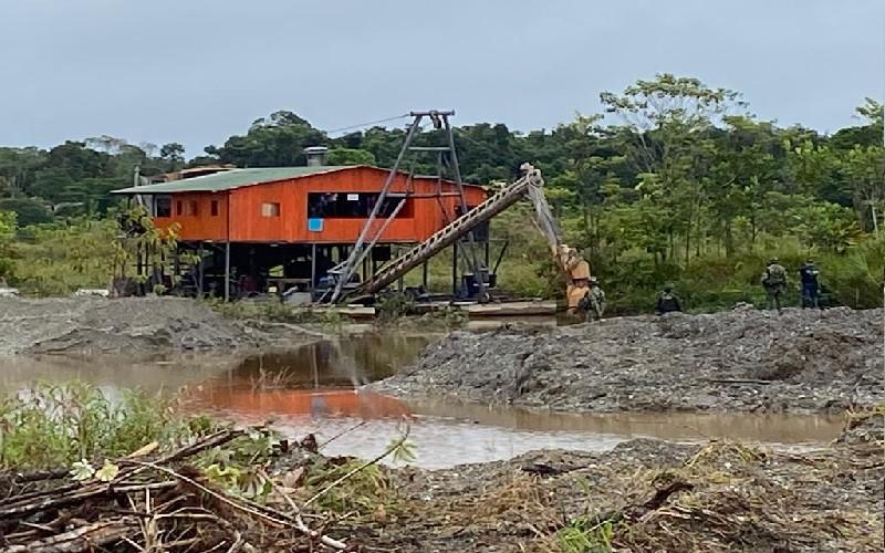 """Duro golpe a las finanzas del """"Clan del golfo"""" en el departamento del Chocó. - Noticias de Colombia"""