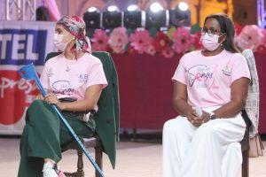 El Cauca se vistió de rosa para crear conciencia frente al Cáncer de Mama - Noticias de Colombia