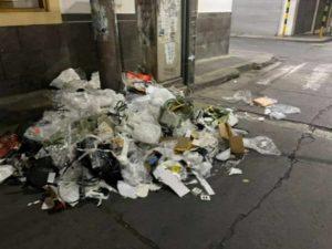 basuras en Pasto