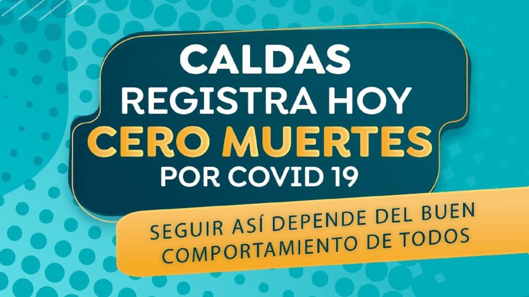 En Caldas se han registrado 99.497 casos de COVID-19 - Noticias de Colombia