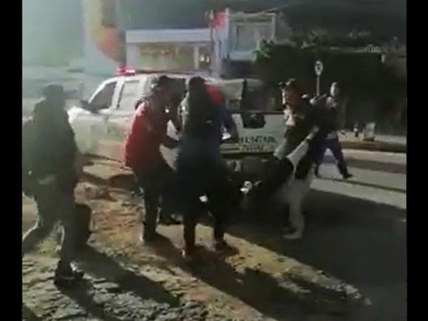 En vías de Nariño asesinaron a hincha del Once Caldas tras discusión con extranjeros