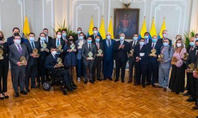 Estos son los ganadores del Premio Nacional de Alta Gerencia 2021 | Gobierno | Economía