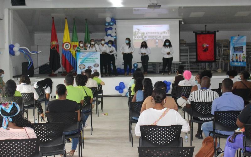 Exitoso cierre de celebración de la Semana Andina 2021 de prevención del embarazo en la niñez y la adolescencia en el departamento del Chocó. - Noticias de Colombia
