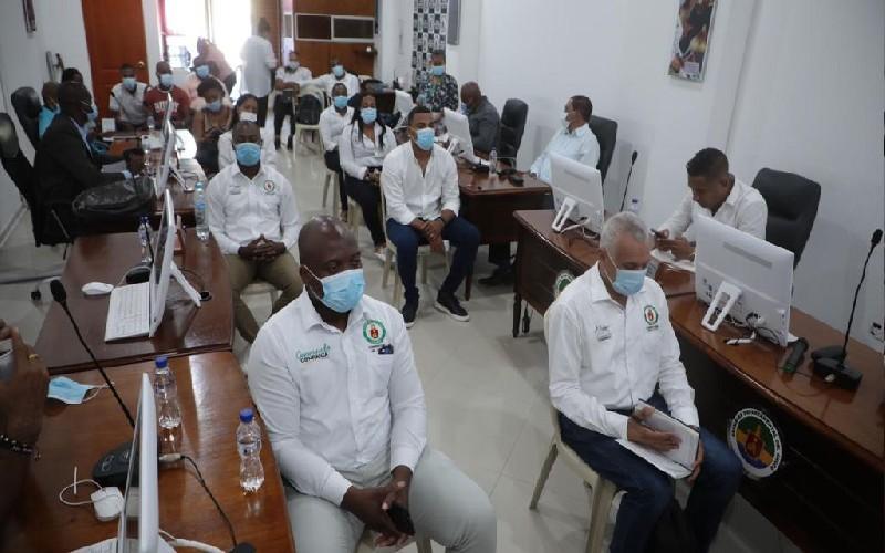 Gobernador instaló tercer periodo de sesiones ordinarias de la Asamblea Departamental. - Noticias de Colombia